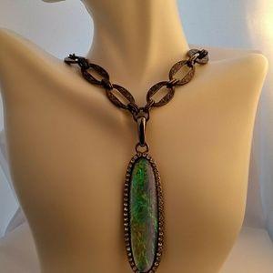 Opal Necklace (NTW)